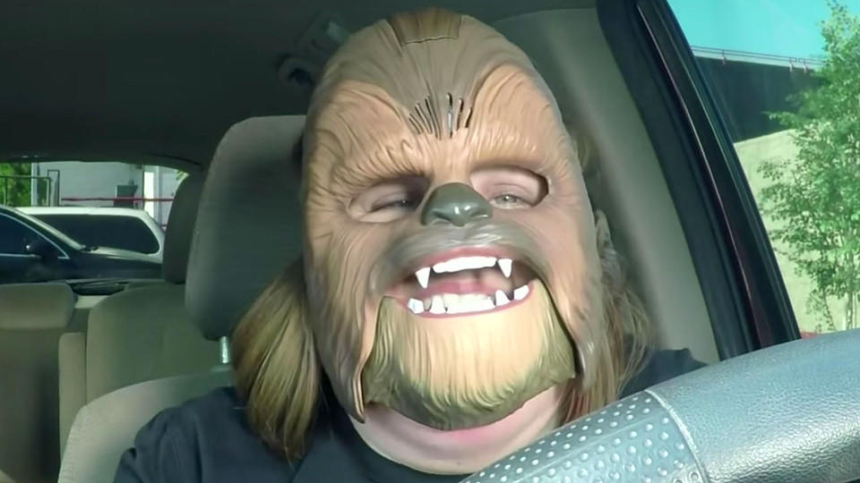 'Chewbacca Mom' erobert Hollywood