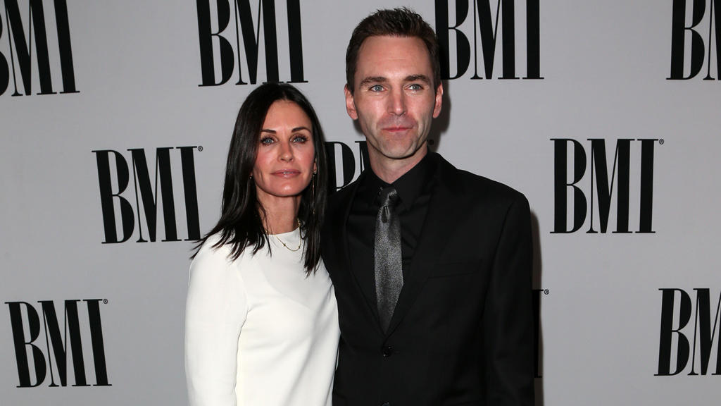 Courteney Cox: Fern-Ehe mit Johnny McDaid?