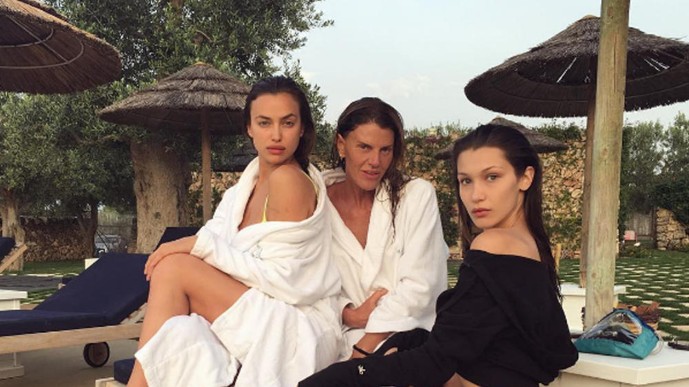 "Bella Hadid: Sommerliches ""Vogue""-Shooting in Italien"