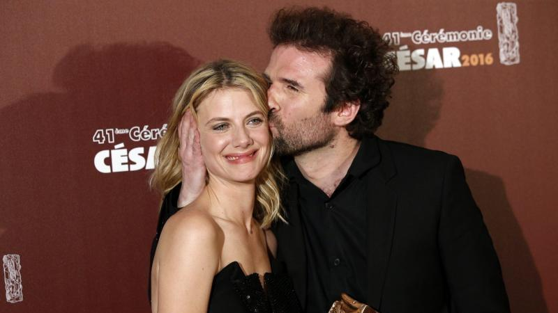 Mélanie Laurent + Cyril Dio