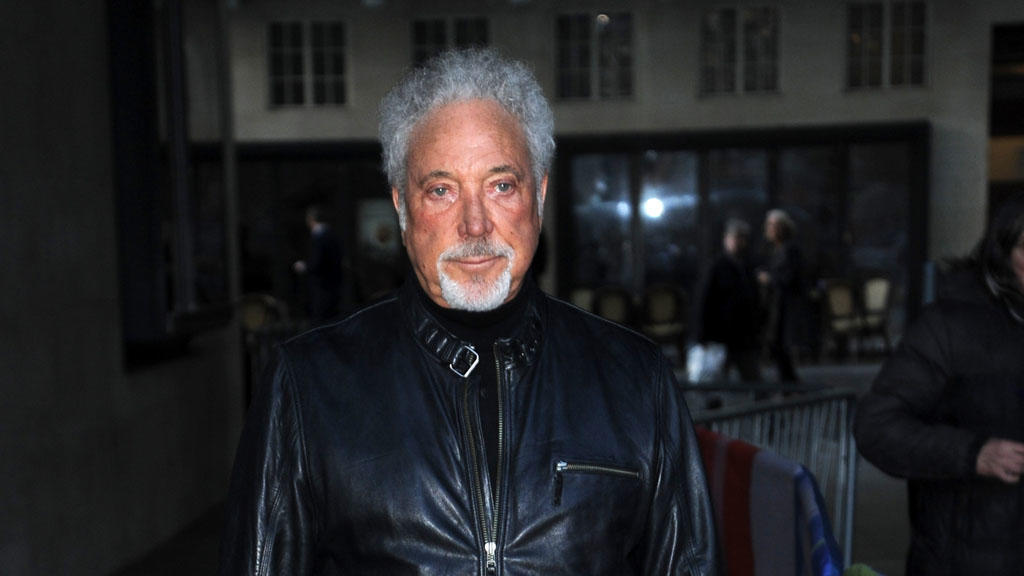 Tom Jones kommt wieder in Form