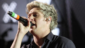 Niall Horan singt ohne One Direction