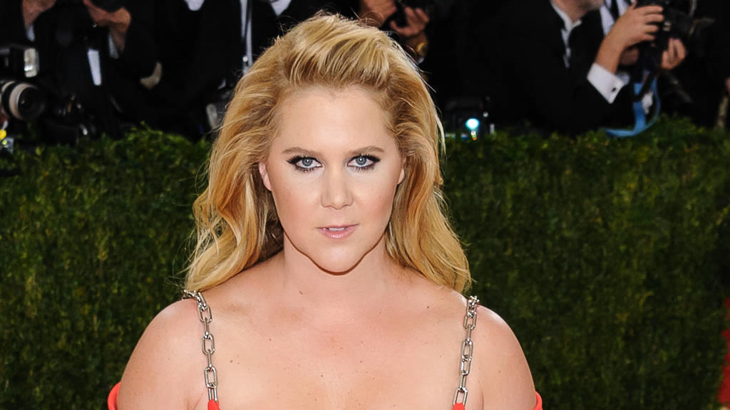 Amy Schumer dreht 'Who Invited Her?'