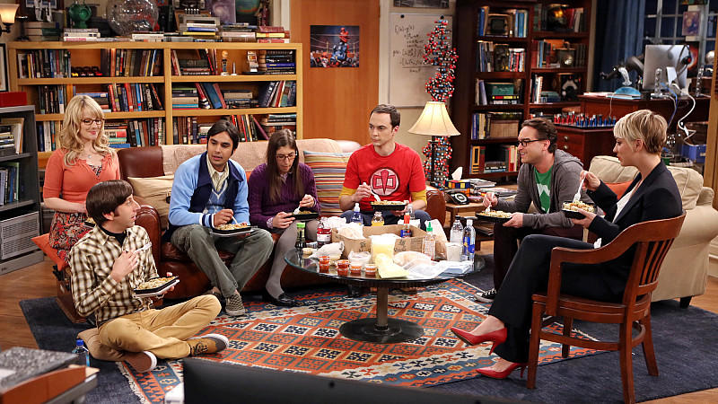 Endet 'The Big Bang Theory' nach Staffel zehn?