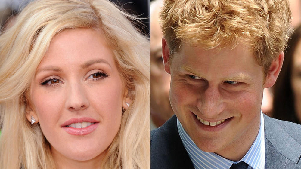 Prinz Harry: Läuft da was mit Pop-Star Ellie Goulding?