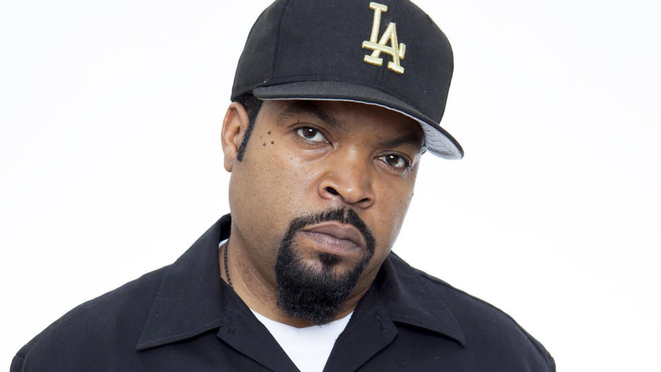 Gangster Rapper Ice Cube