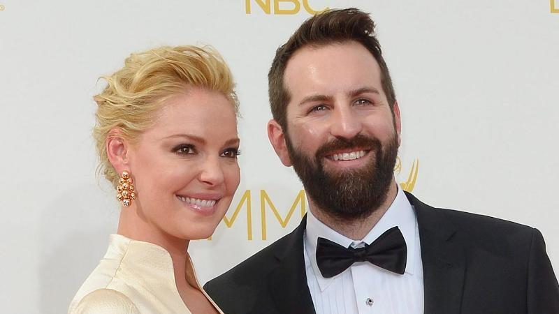 Katherine Heigl + Josh Kelley
