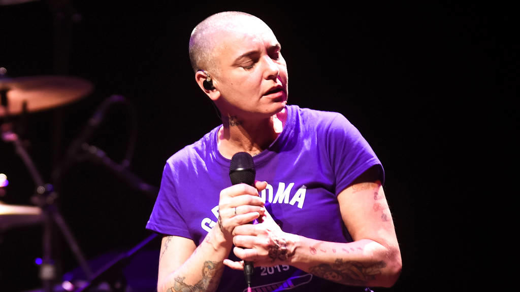 Sinead O'Connor drohte mit Selbstmord in Chicago