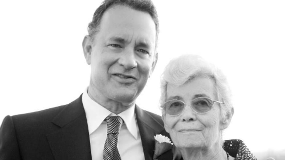 Tom Hanks trauert in rührendem Post um seine Mutter