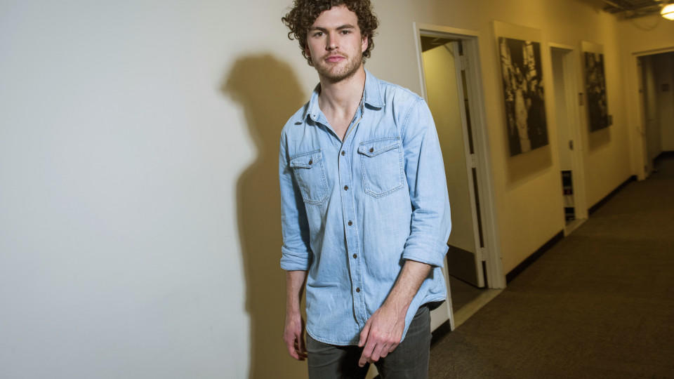 Musiker Vance Joy kommt aus Down Under