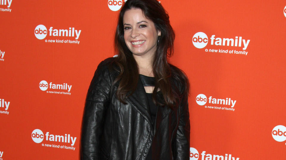 US-Schauspielerin Holly Marie Combs