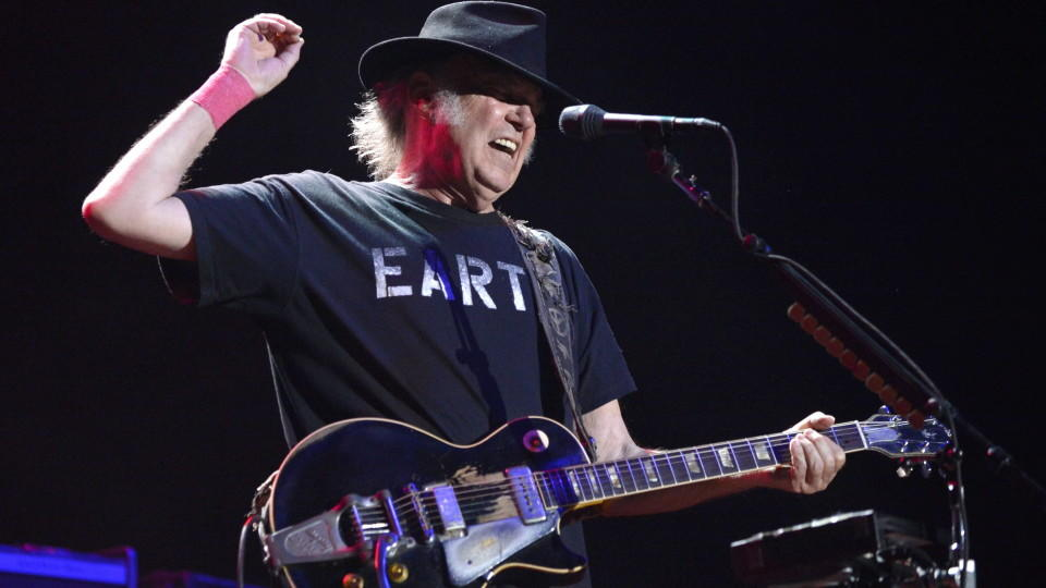 Musiker Neil Young