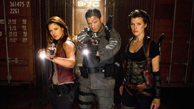 'Resident Evil: Afterlife': Rasante Action - lahme Story