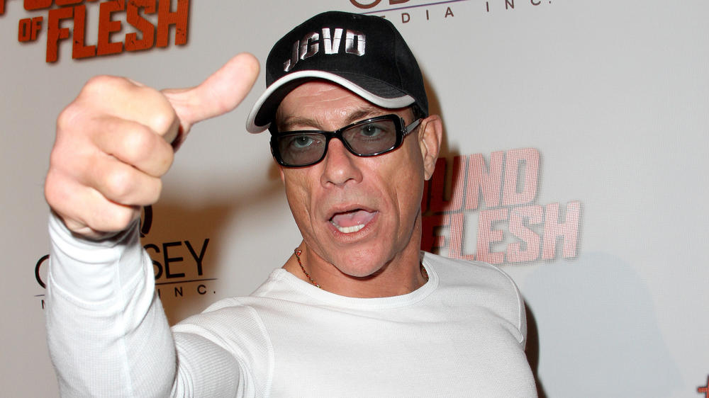 Jean-Claude Van Damme dreht in TV-Interview durch