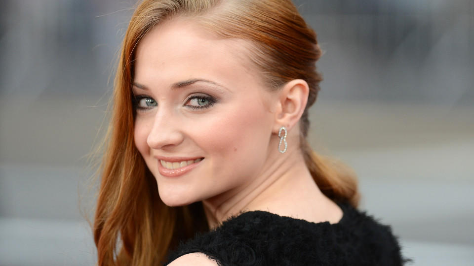 'Game of Thrones'-Star Sophie Turner: Vom Rotschopf zur Blondine
