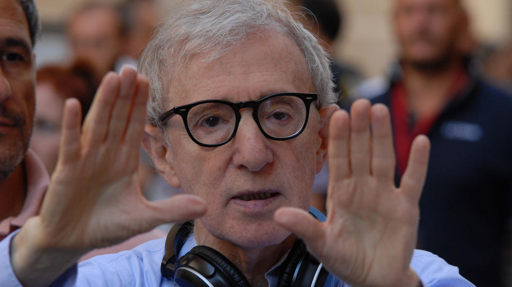 """Crisis in Six Scenes"": Woody Allen will aussehen wie James Dean"