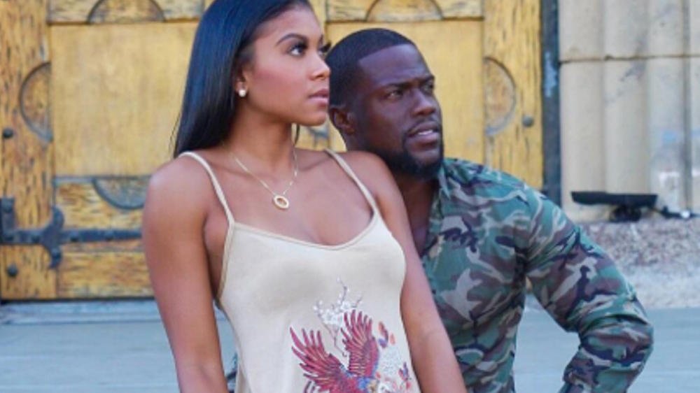 Kevin Hart hat geheiratet