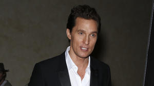 535 Views: Matthew McConaughey floppt auf Youtube