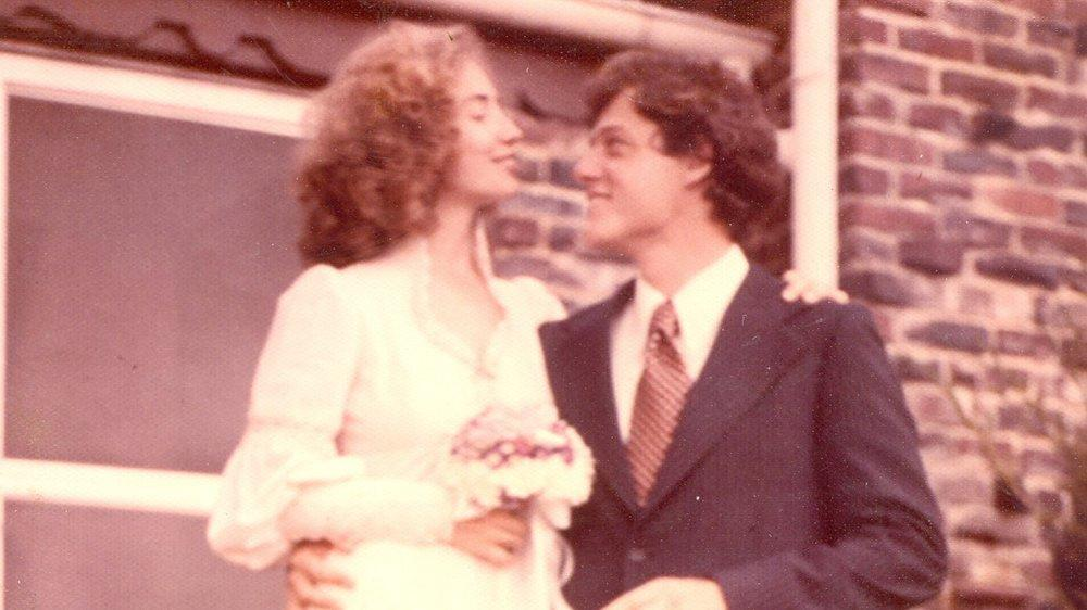 Throwback Birthday: So gratuliert Hillary Clinton ihrem Bill
