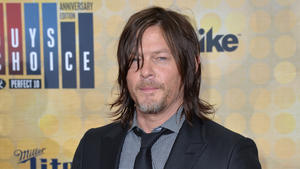 "Norman Reedus: Nackt am Set von ""The Walking Dead"""