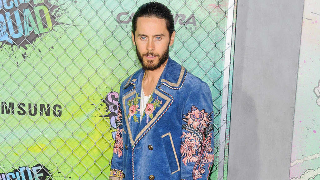 Jared Leto: Heißes Shooting für Gucci Guilty