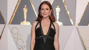 Julianne Moore: Fit dank Yoga