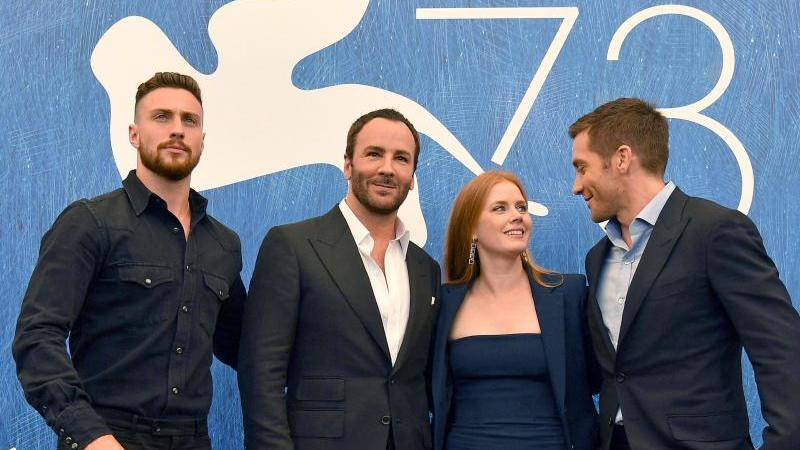 Nocturnal Animals - Filmfest Venedig