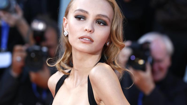 Lily-Rose Melody Depp attending the Planetarium premiere at the 73rd Venice International Film Festival on September, 08.09.2016 Foto:xD.xBedrosianx/xFuturexImageLily Rose MELODY Depp attending The Planetarium Premiere AT The 73rd Venice Internationa