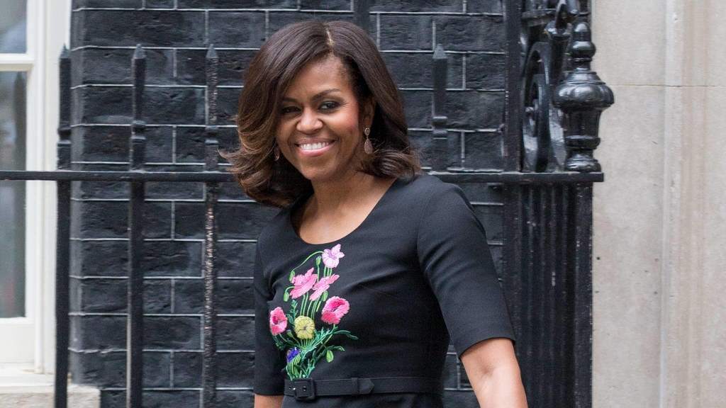 Michelle Obama: Trends sind für Teenager