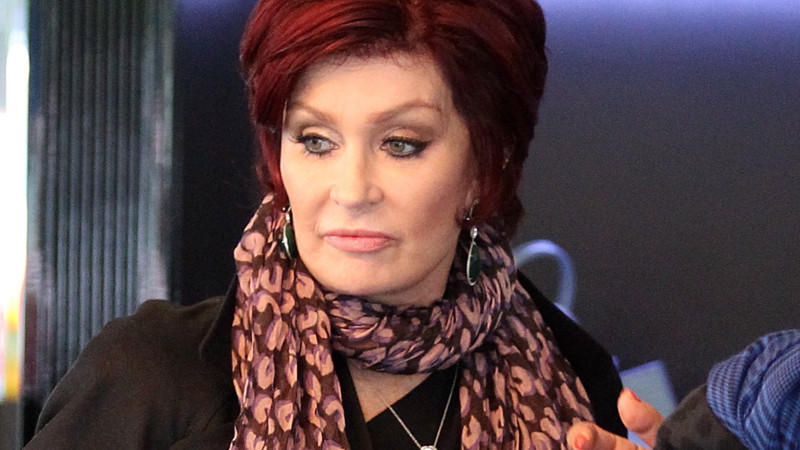 Sharon Osbourne enjoys a spot of retail therapy in Sydney, Australia. The star went to the Double Bay area of the city soon after speaking at the city's National Radio Conference. Sharon went to the Cosmopolitan shoes and clothes store and bought sev