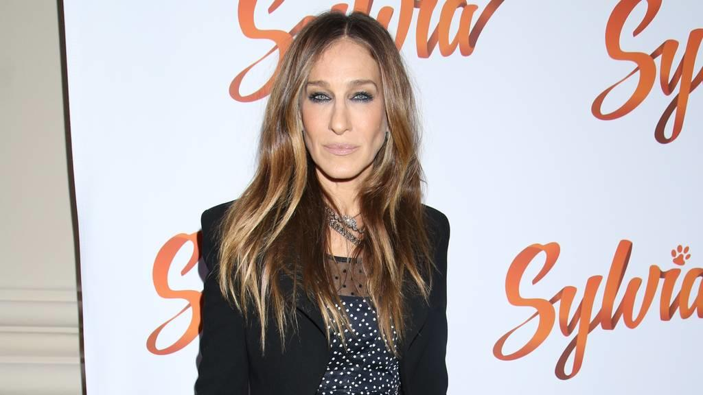 Sarah Jessica Parker: Ihr Lieblings-Look? Smokey Eyes!