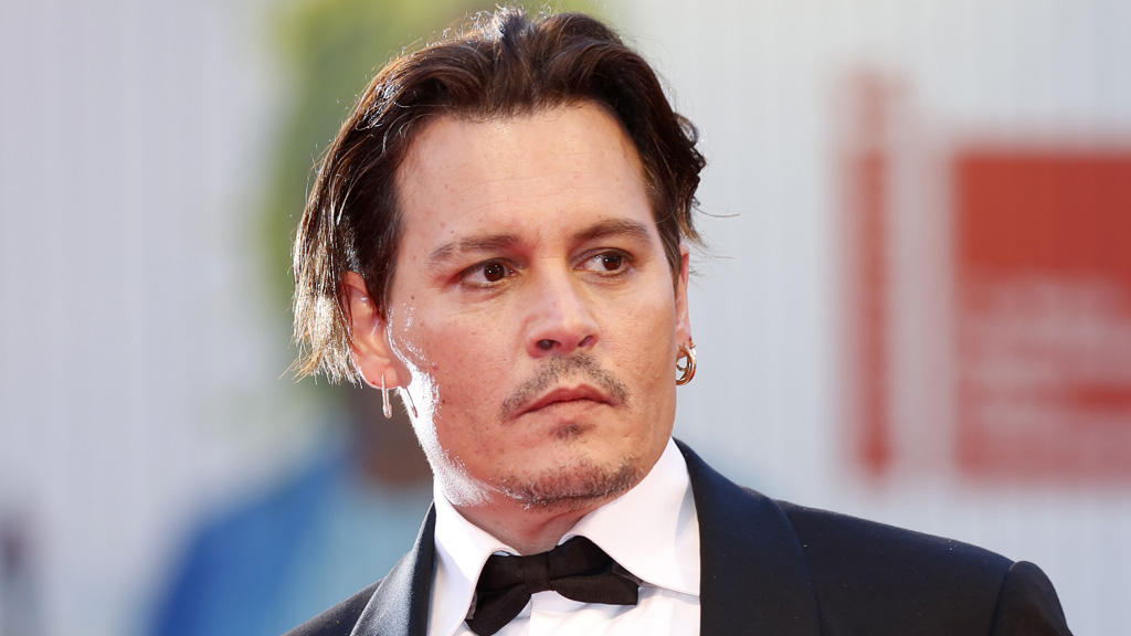Johnny Depp: Charity-Award für Krebsspenden