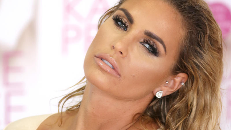 Katie Price launches her new book RebornFeaturing: Katie PriceWhere: London, United KingdomWhen: 21 Sep 2016Credit: Lia Toby/WENN.com