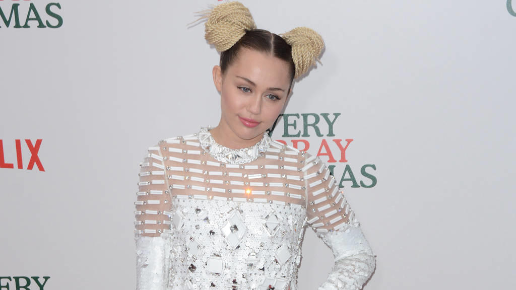 Miley Cyrus: Kein Fan von Mariah Carey