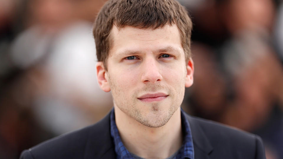 "CANNES, FRANCE - MAY 11:  Jesse Eisenberg attends the ""Cafe Society"" Photocall  during The 69th Annual Cannes Film Festival on May 11, 2016 in Cannes, France.  (Photo by Pascal Le Segretain/Getty Images)"