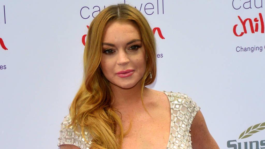 Lindsay Lohan: Die gro... Lindsay Lohan Die