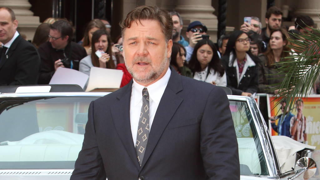Russell Crowe: Ärger mit Azealia Banks
