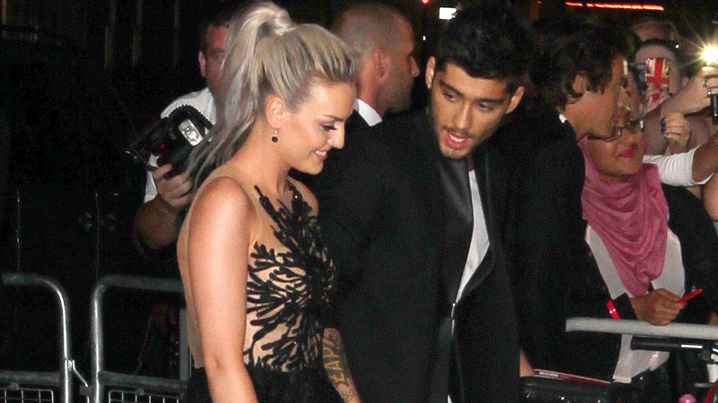 Perrie Edwards: Zayn Malik machte via SMS Schluss