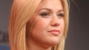 Kelly Clarkson als Mutter überfordert