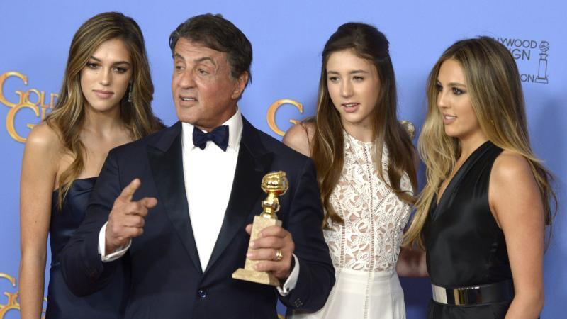 Familie Stallone