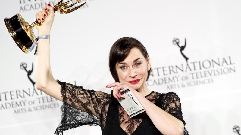 International Emmy Awards - Christine Paul