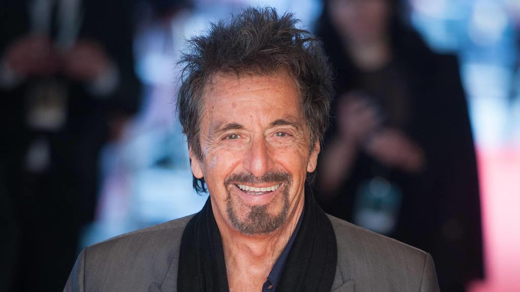 Al Pacino: Er bringt d... Al Pacino Die