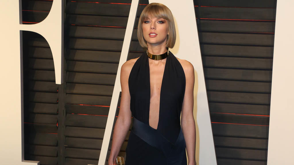 Taylor Swift: Sie singt für 'Fifty Shades of Grey 2'