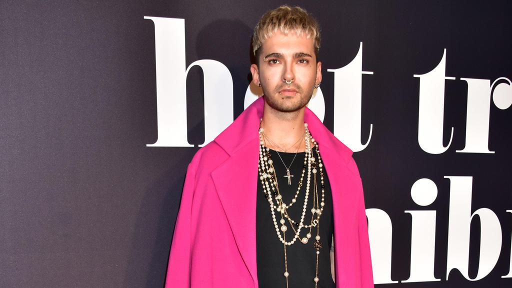 Bill Kaulitz: Pretty in Pink