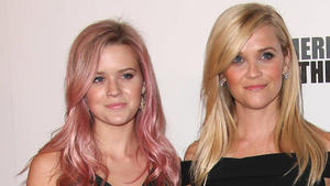 Reese Witherspoon & Ava Phillippe