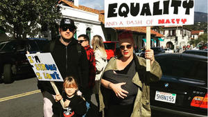 Women's March in Los Angeles