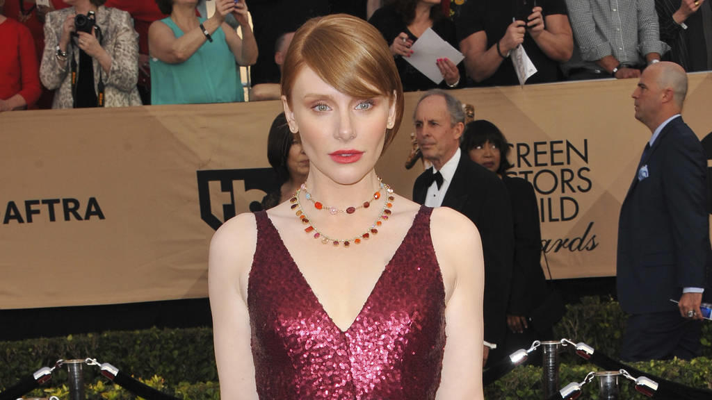 bryce dallas howard schon wieder ein kleid von der stange. Black Bedroom Furniture Sets. Home Design Ideas