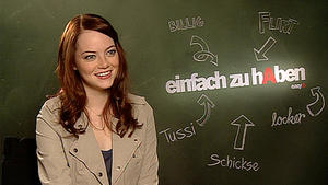 Hat Emma Stone was mit Kieran Culkin? - 'It's private'. Aha?