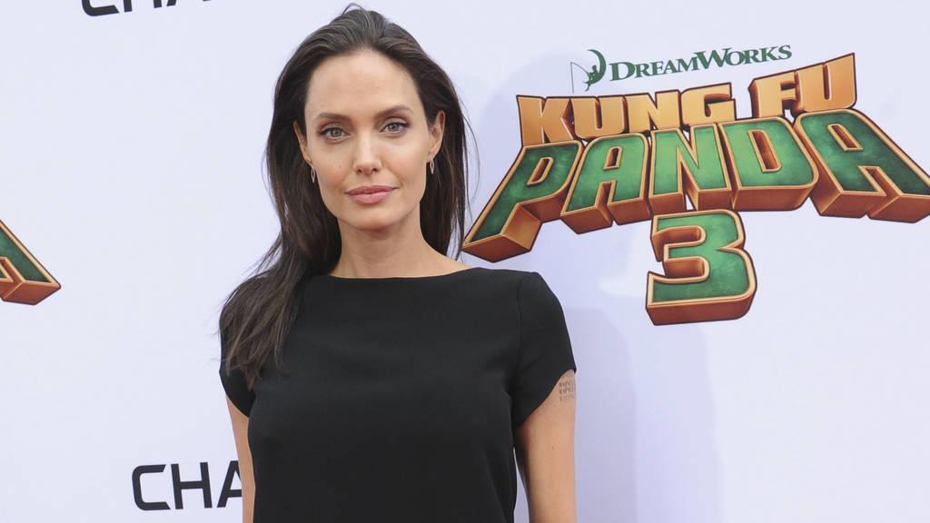 Vor dem Tomb Raider-Dreh: Angelina Jolie musste
