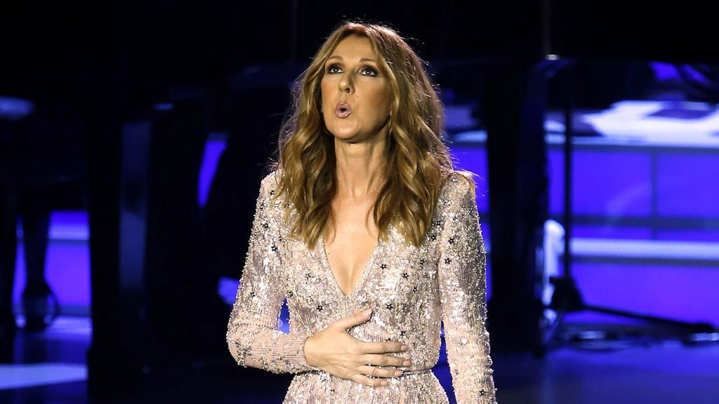 Céline Dion denkt immer noch an ihren geliebten Mann
